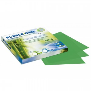 RUBBER DAM (ελαστικός απομονωτήρας) powder free Ελαστικοί απομονωτήρες
