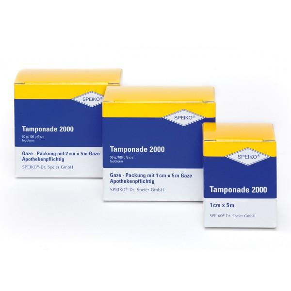 TAMPONADE (γάζα ιωδοφορμίου )  Eξακτική