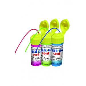 RUBBER DAM cord  Ελαστικοί απομονωτήρες